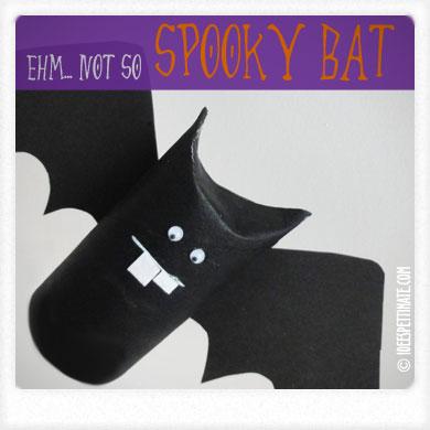 Not So Spooky Bat Craft Grafica E Web Design